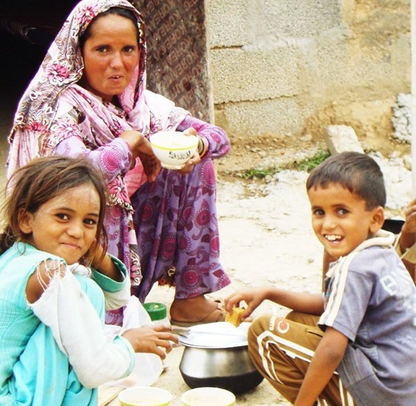 Alleviate Poverty by Donating to the Right Organization