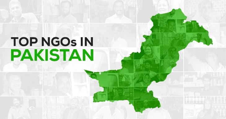 Top 10 Renowned NGOs in Pakistan