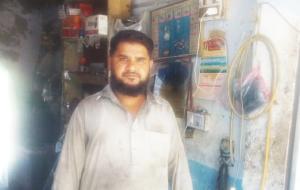 Aleem Akhtar Shahid