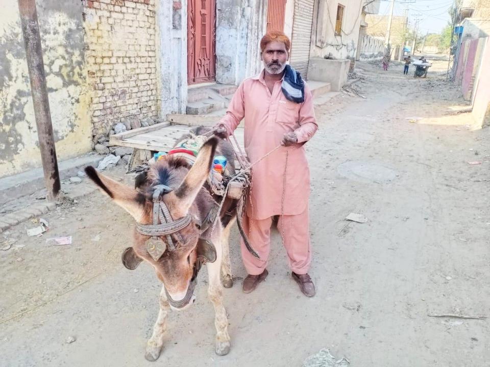 Loader Rickshaw